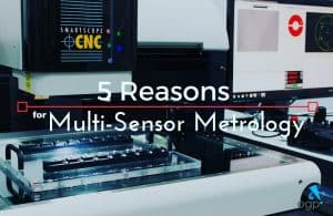 What are your top 5 Reasons for Multi-Sensor Metrology? Find ours here: bit.ly/2aYbTES #tech #mfg #ukmfg #metrology #technology #engineering #manufacturing #measurement #sensors #QVI #SmartScope #OGP #top5 #followus #tbt