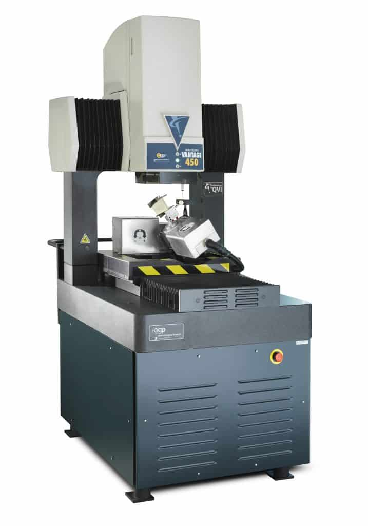 OGP Vantage 450 multi-sensor measuring machine