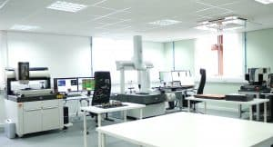 Verus metrology lab