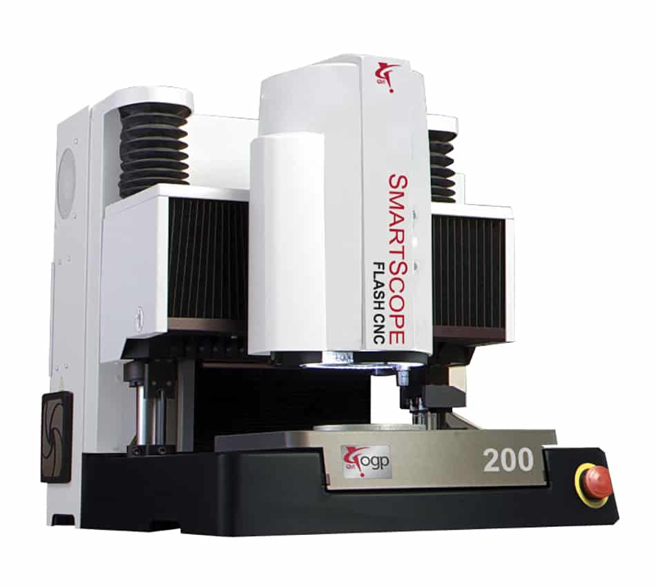 OGP Flash CNC200 at Med-Tech